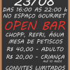 BOTECO DO COUNTRY – 23 de agosto