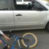 Bicicleta x veículo