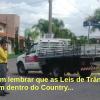 Respeite as Leis de Trânsito