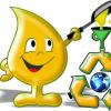 Coleta de óleo utilizado de cozinha para reciclagem